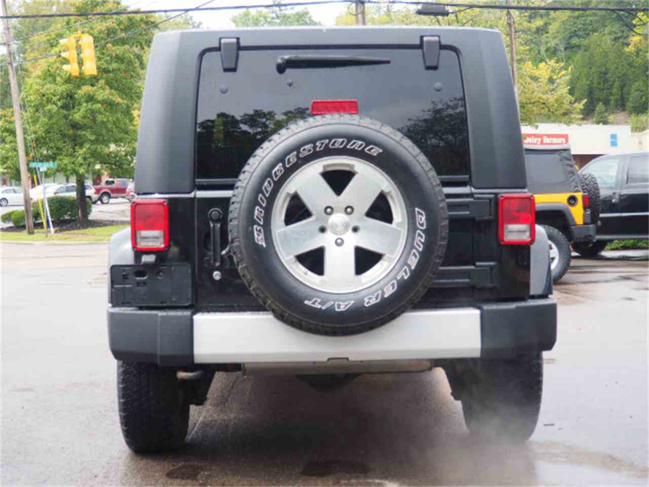 Large Picture of 2009 Jeep Wrangler located in Ohio - $17,000.00 - LWMR
