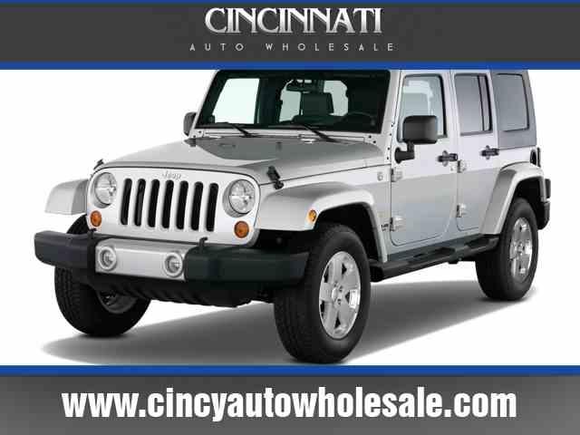 2008 Jeep Wrangler | 1022069