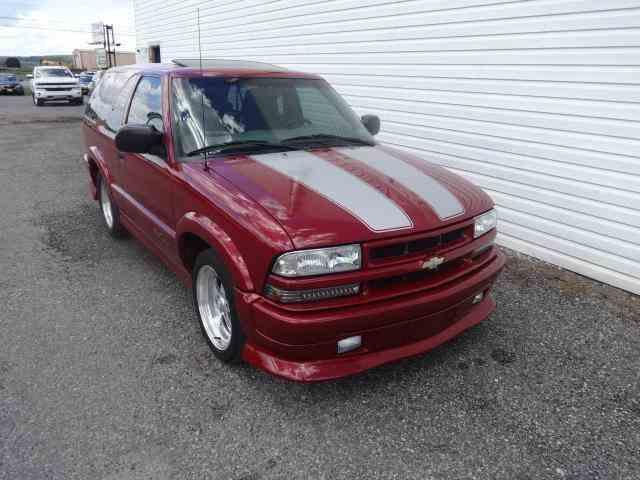 2003 Chevrolet Blazer | 1020207