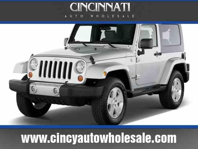 2008 Jeep Wrangler | 1022070