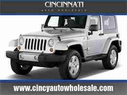 Picture of '08 Wrangler - LWMU