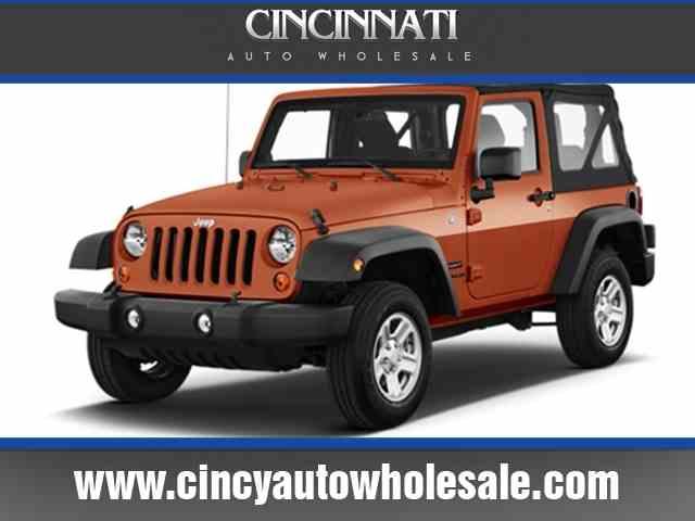 2014 Jeep Wrangler | 1022073