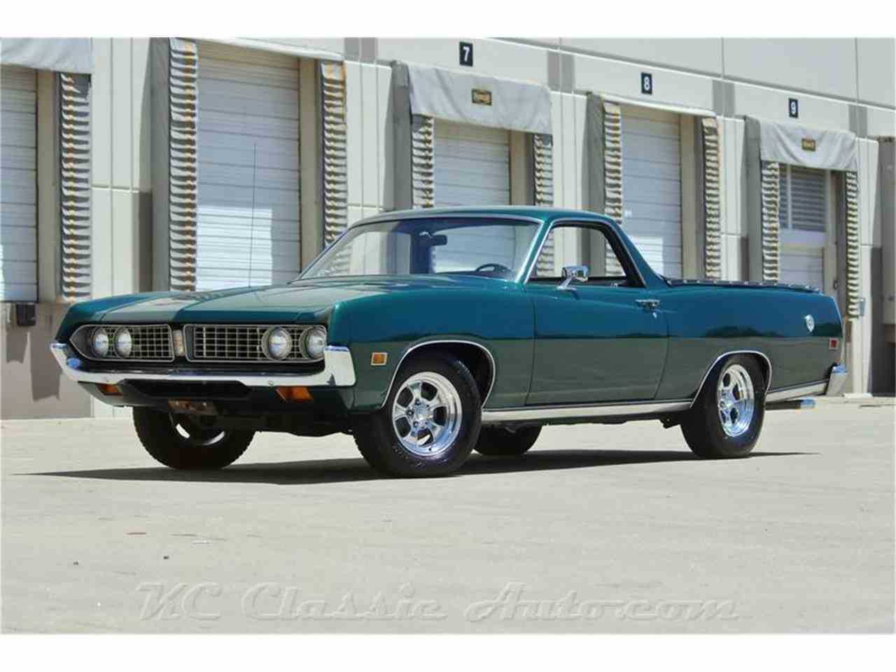 1971 Ford Ranchero for Sale - CC-1022077