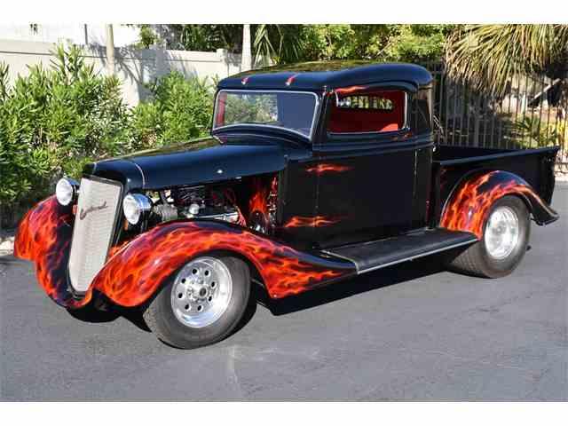 1936 International Pickup | 1022078
