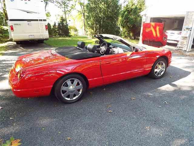 2002 Ford Thunderbird | 1020208