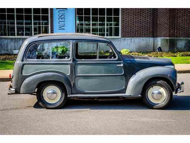 1952 Fiat Topolino   1022091