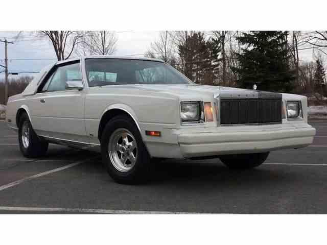 1983 Chrysler Cordoba | 1022100