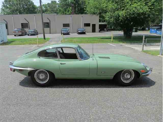 1971 Jaguar E-Type | 1022101