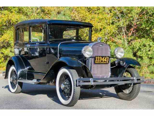 1931 Ford Model A | 1022110