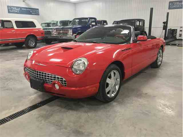 2002 Ford Thunderbird | 1022113
