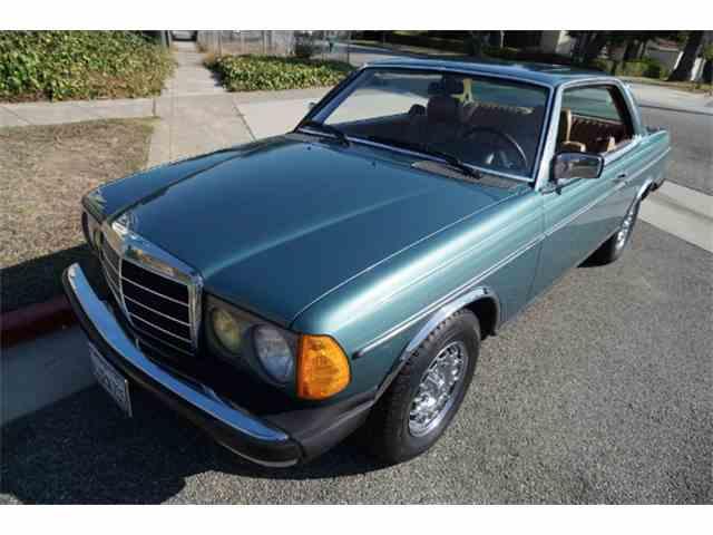 1984 Mercedes-Benz 300 | 1022118