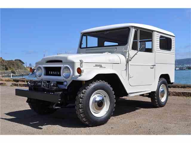 1965 Toyota Land Cruiser FJ | 1022126