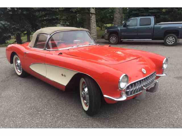 1957 Chevrolet Corvette | 1022131