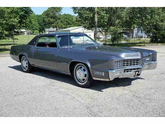 1967 cadillac eldorado for sale on 2 available. Black Bedroom Furniture Sets. Home Design Ideas