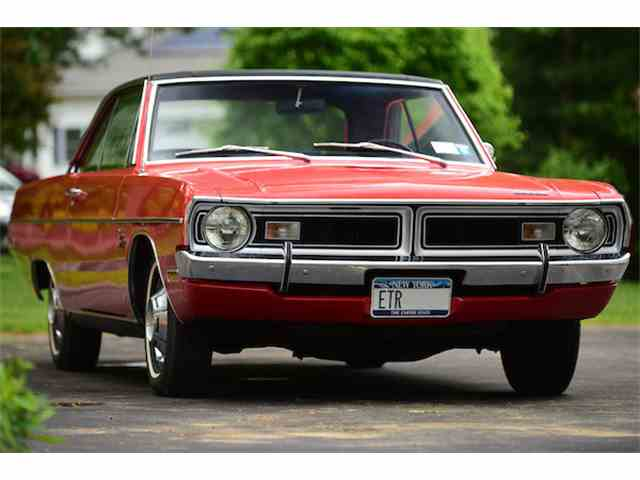 1970 To 1972 Dodge Dart For Sale On Classiccars Com 25