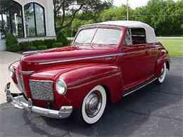 1941 Mercury Convertible for Sale - CC-1020214
