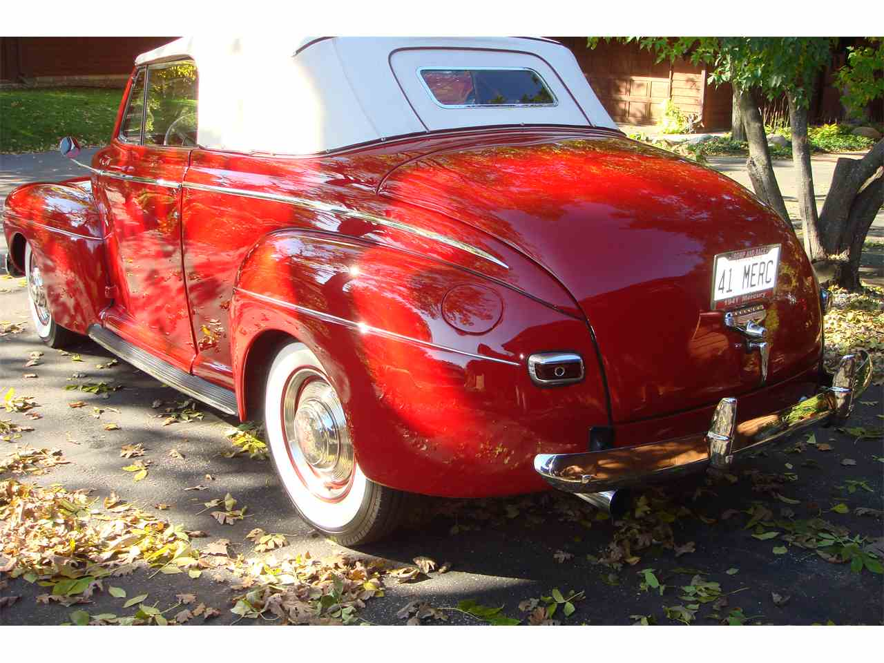 Large Picture of '41 Convertible - LV7A