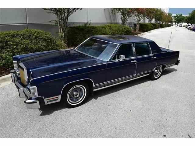1979 Lincoln Town Car | 1022143