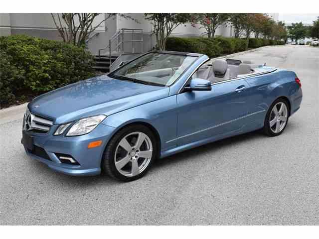 2011 Mercedes-Benz E-Class | 1022151
