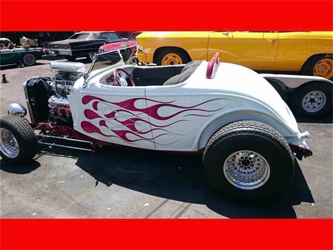 Large Picture of '34 Roadster - LWPB