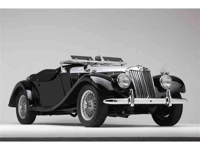1953 MG Contemporary  Special | 1022160