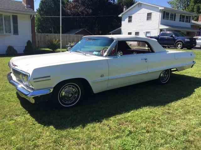 1963 Chevrolet Impala SS | 1022168