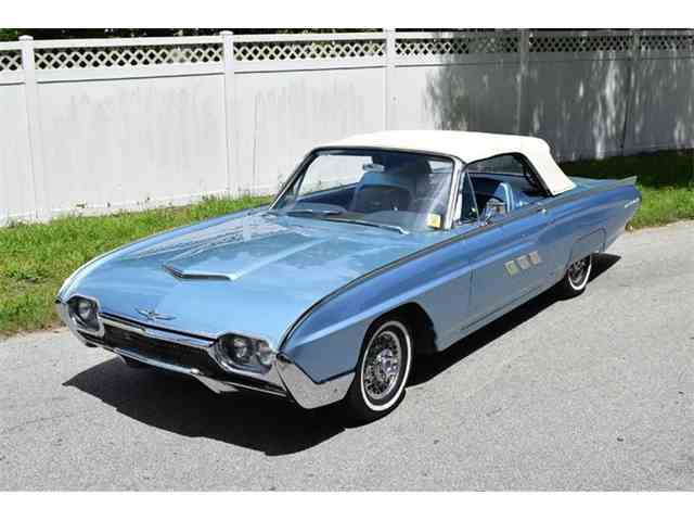 1963 Ford Thunderbird | 1022173