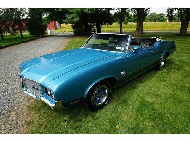 1972 Oldsmobile CUTLASS (CONVERTIBLE) | 1022176