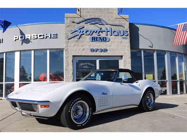 1971 Chevrolet Corvette | 1022181