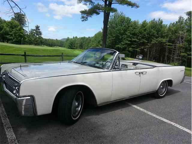 1963 Lincoln Continental | 1022186
