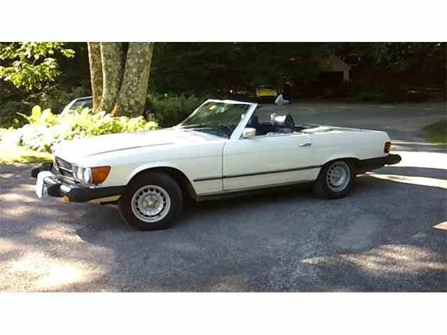 1976 Mercedes-Benz 450SL | 1022190