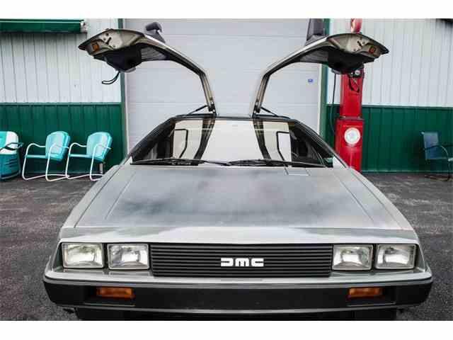 1981 DeLorean DMC-12 | 1022194