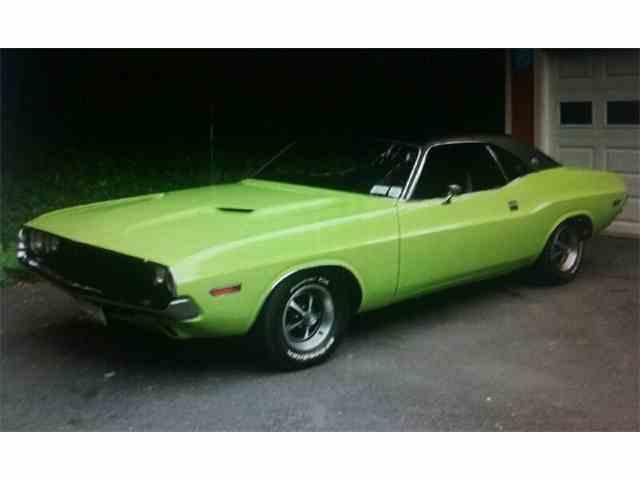 1970 Dodge Challenger | 1022200