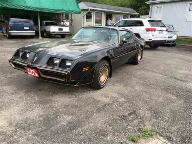 1981 Pontiac Firebird Trans Am | 1022207
