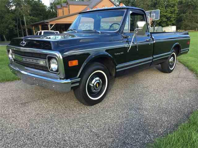 1970 Chevrolet C10 | 1020221
