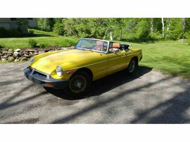 1977 MG BGT | 1022215