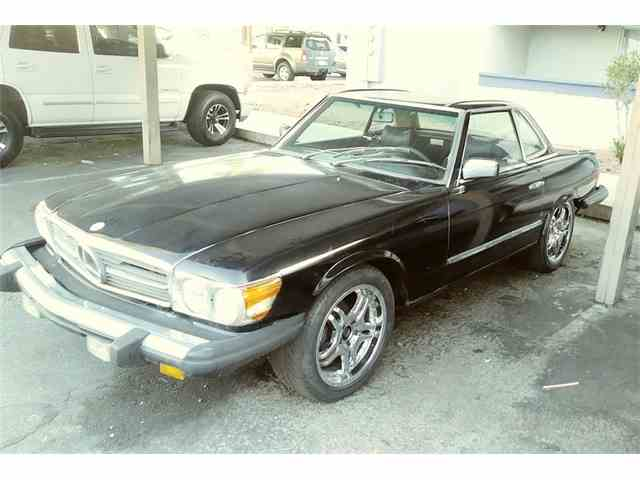 1978 Mercedes-Benz 450SL | 1022219