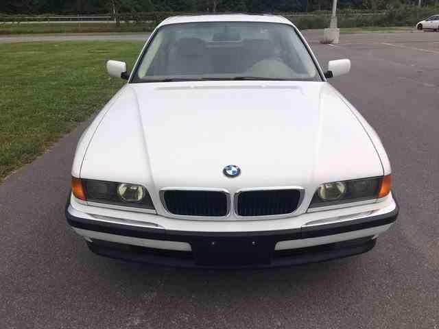1998 BMW 740i | 1022221