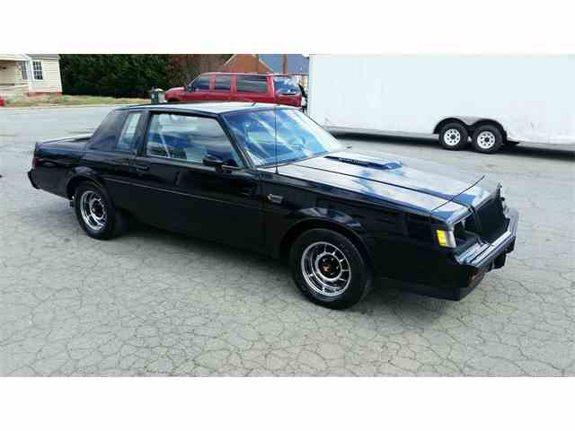 1987 Buick Grand National | 1020223