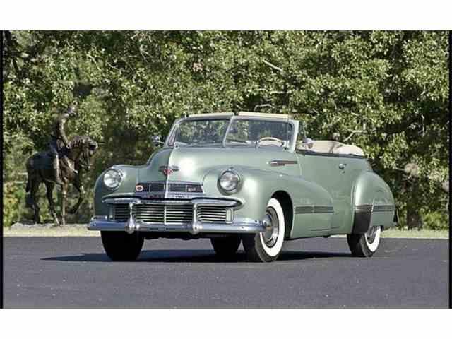 1942 Oldsmobile Custom Cruiser 98 | 1022244