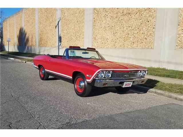 1968 Chevrolet Chevelle SS | 1022247