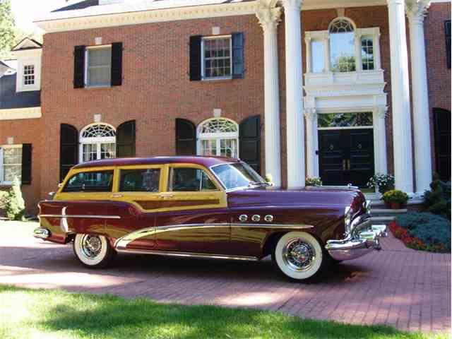 1953 Buick Woody Wagon | 1022261