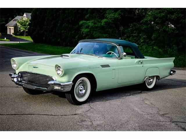 1957 Ford Thunderbird | 1022263