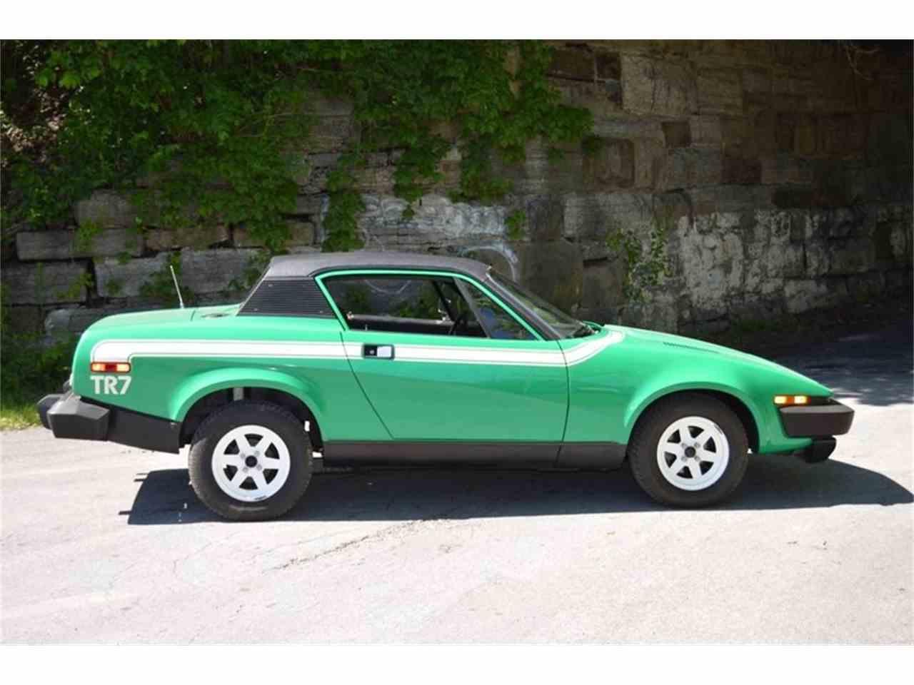 1976 Triumph TR7 for Sale | ClassicCars.com | CC-1022266