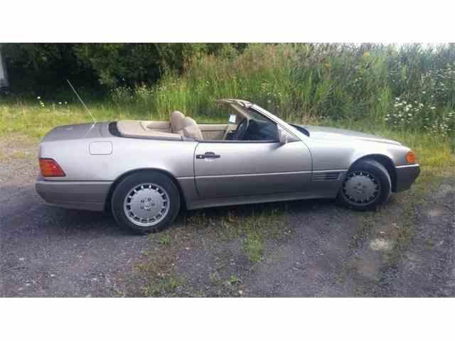 1992 Mercedes-Benz SL500 | 1022268