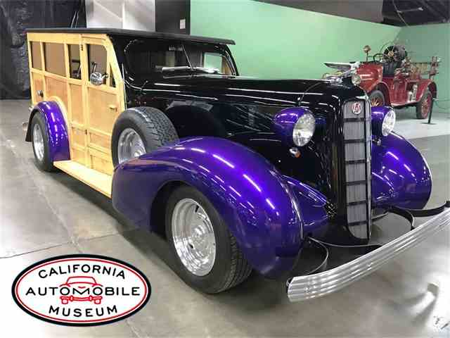 1936 LaSalle Coupe | 1020227