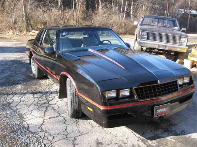 1986 Chevrolet Monte Carlo SS | 1022276