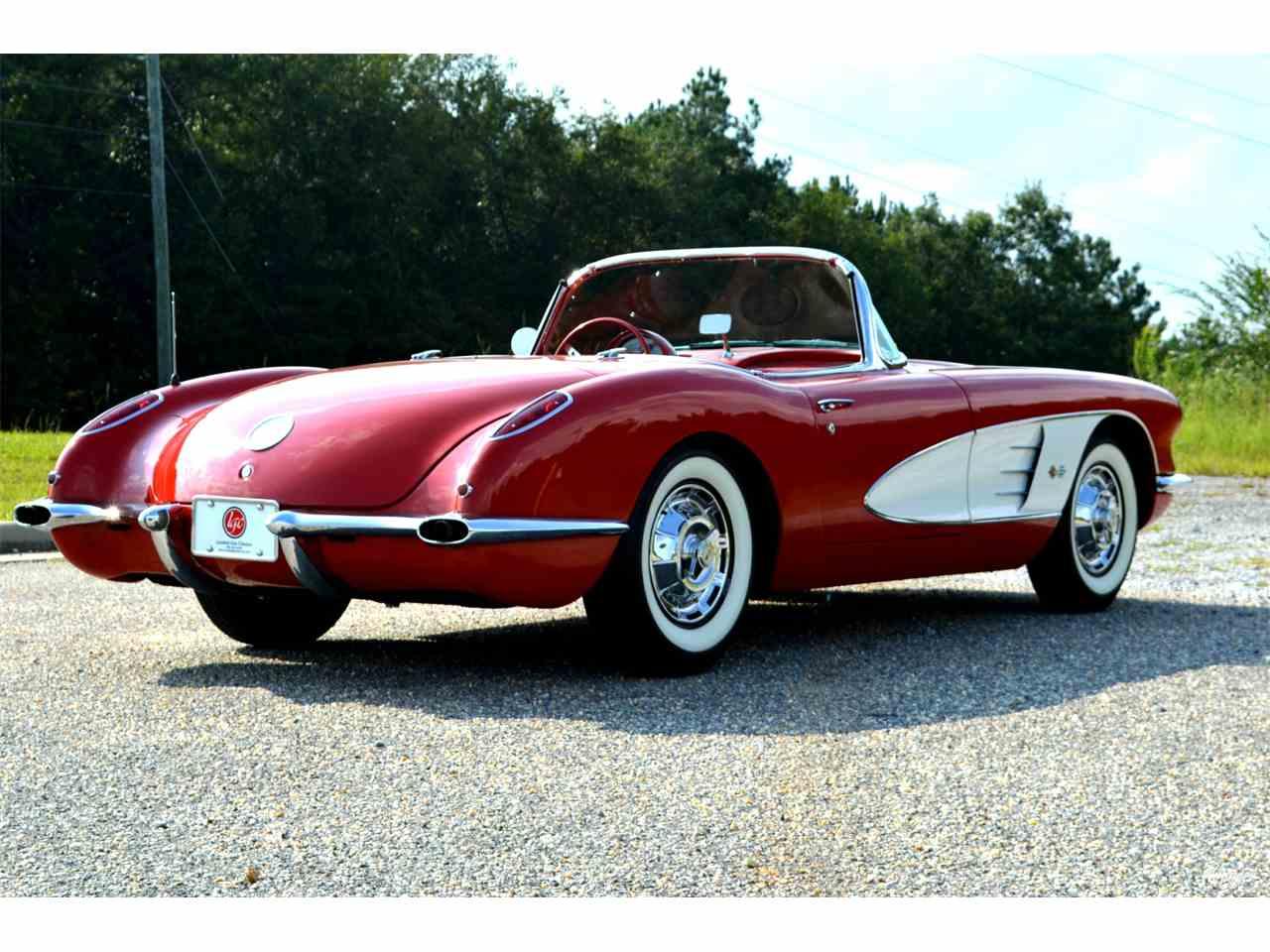 1959 chevrolet corvette for sale cc 1022286. Black Bedroom Furniture Sets. Home Design Ideas