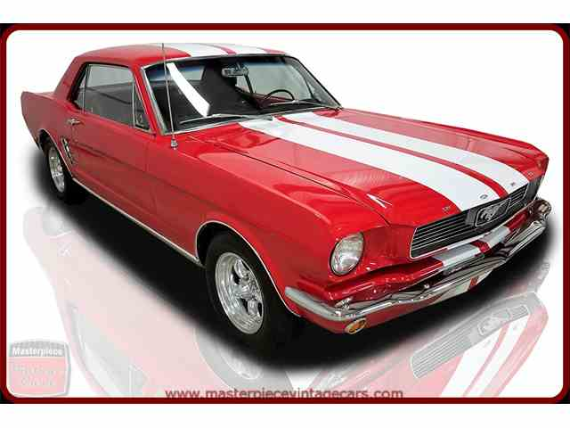 1966 Ford Mustang | 1022287