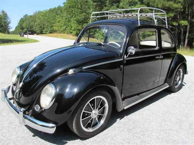1960 Volkswagen Beetle   1022288